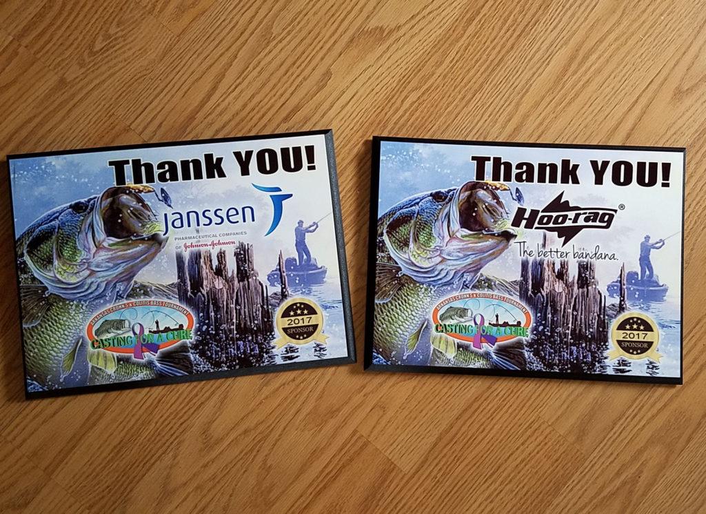 sponsor plaques racestar publications