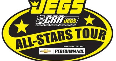 VanDoorn Get First Ever JEGS/CRA All-Stars Tour Win at Birch Run Speedway
