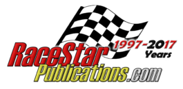 RaceStar Publications Logo