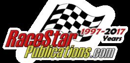 RaceStar Publications Logo