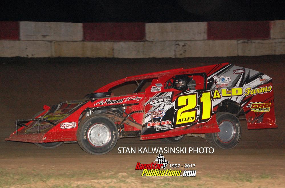 Nick Allen 21 Shadyhill 5_6_17 | RaceStar Publications