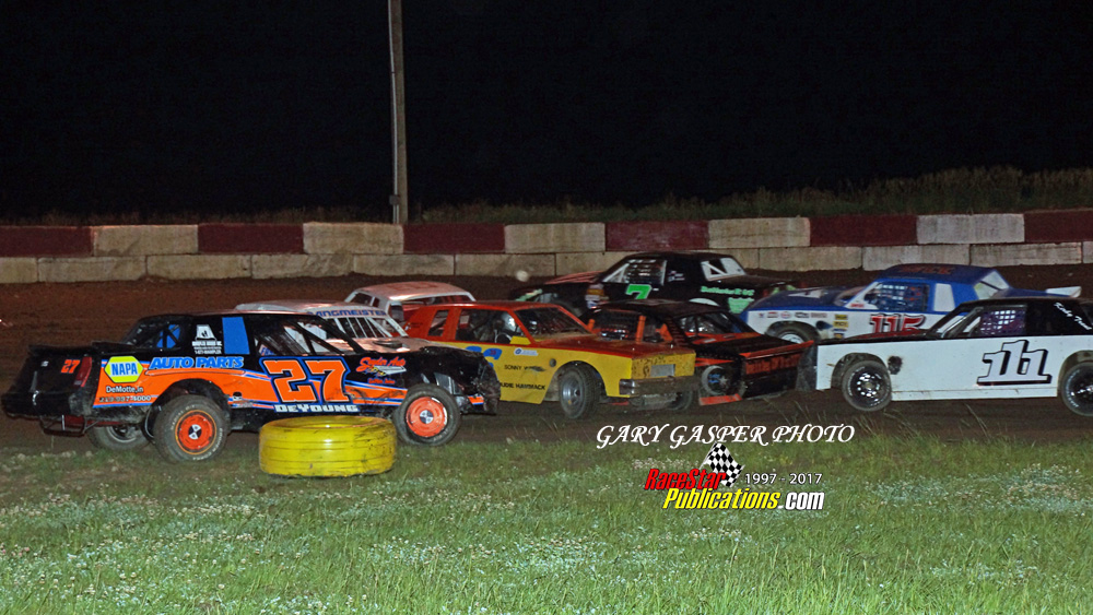 Photos From Shadyhill Speedway By Gary Gasper May 27th