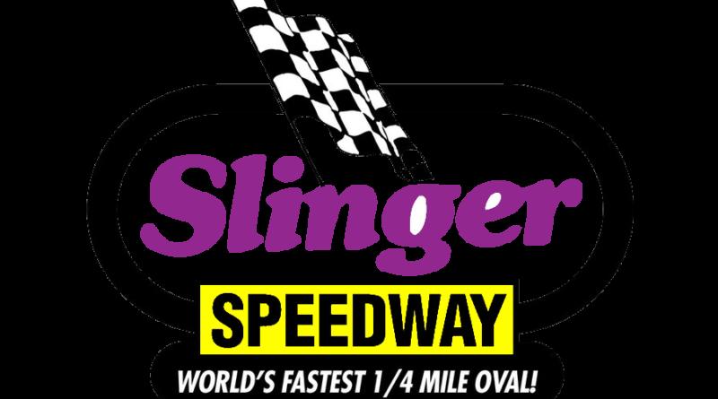 slinger super speedway logo