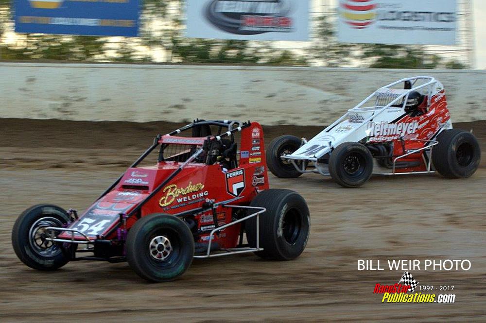 74 Drew Rader 54 Matt Westfall a2 | RaceStar Publications
