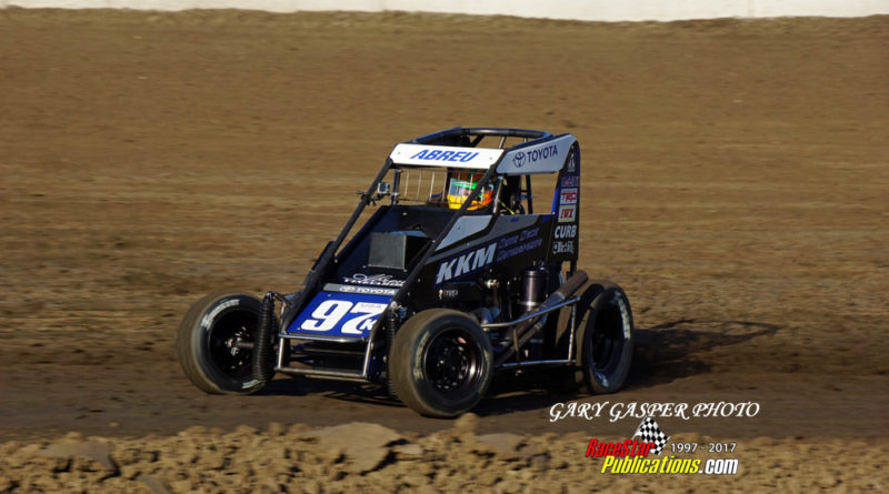 Dirt oval route 66 raceway photos by gary gasper may 31st for Kenny motors morris il