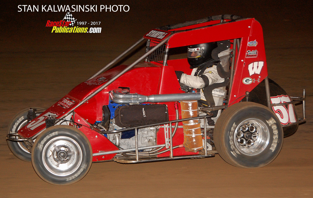 Badger midget racing assn, college frat orgy