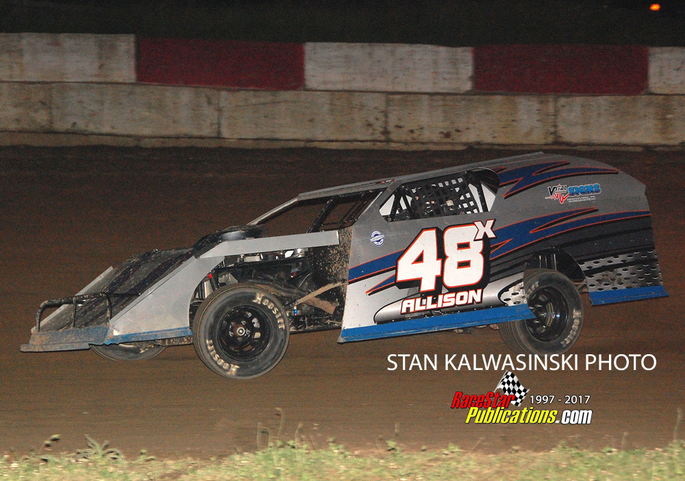 All Star Sprints >> Shadyhill Speedway June 10th Recap/Photos by Stan Kalwasinski | RaceStar Publications