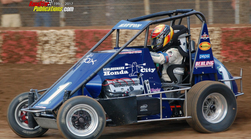Badger midget racing