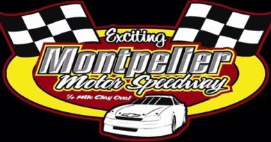 Lines, Orr, Anderson, Holt, and O'Neill Win Montpelier Motor Speedway Fall Throwdown 40 at Montpelier