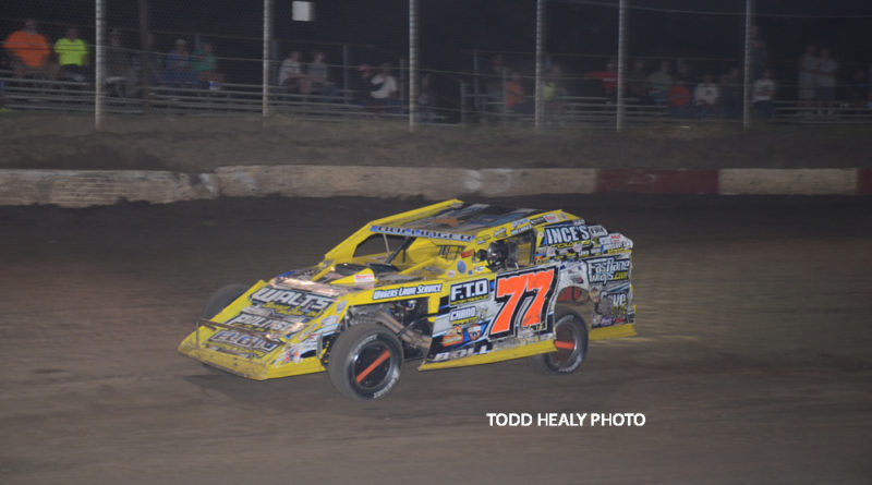 Peoria Speedway American Modified Series/Late Models; Todd Healy Photos