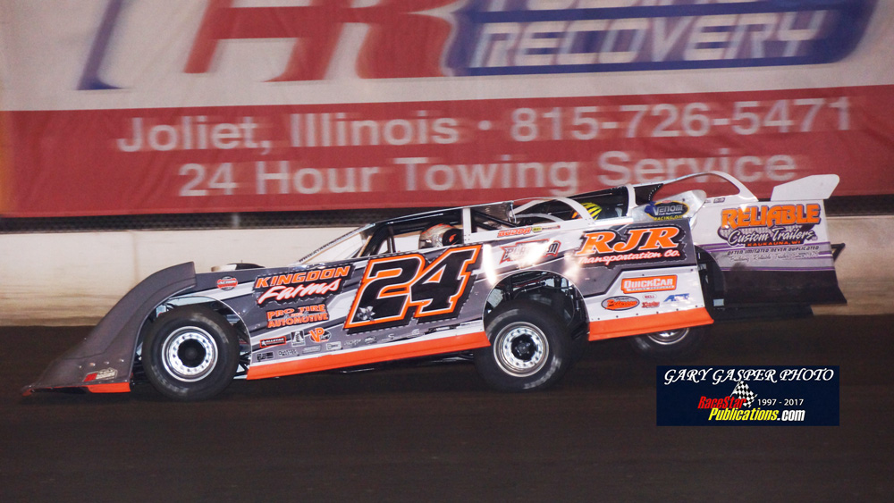 Joliet Rt 66 Dirty 30 129 Racestar Publications