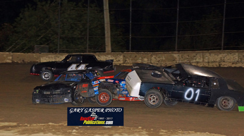 """Plymouth Speedway """"World Series of Dirt"""" Friday; Photos by Gary Gasper"""