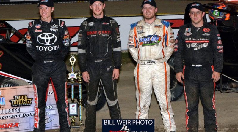 USAC Sprints from Saturday Nights 4 Crown at Eldora; Bill Weir Photos
