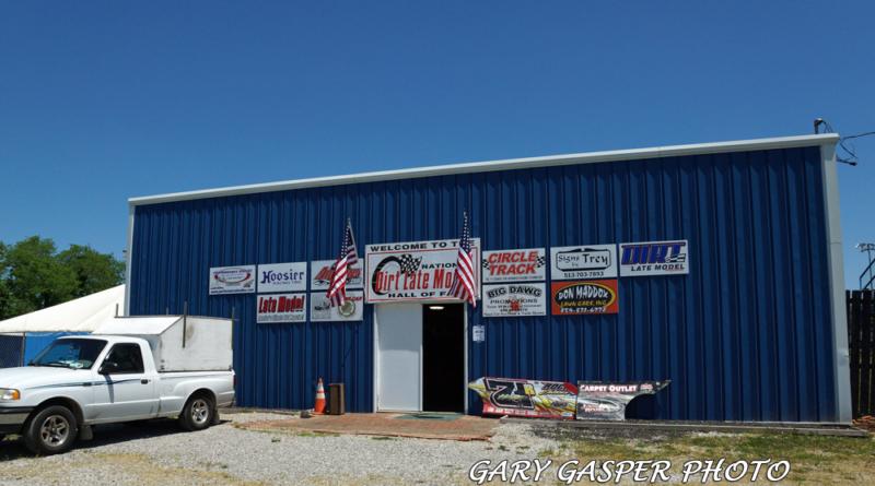Visit to the Nat'l Dirt Late Model HoF/ Repost from 2014