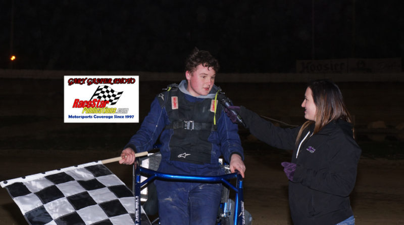"All Star Sprints >> Plymouth Speedway ""Cabin Fever"" Photos by Gary Gasper 