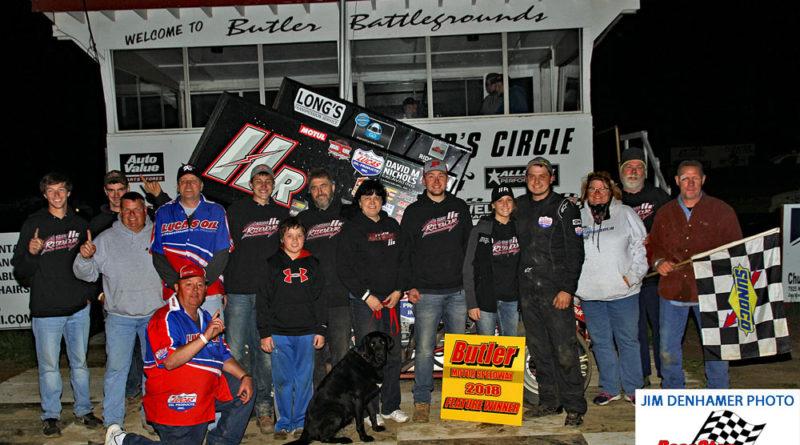"Ridenour Auto Group >> ""Sprints on Dirt"" Butler Speedway/ Jim DenHamer Photos ..."