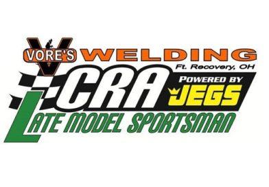 Anderson Speedway Confirms Vore's Welding CRA Late Model Sportsman to Race on June 6