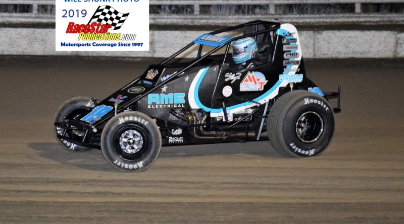 LEARY LOGS FIRST WIN FOR NEW TEAM IN WINTER DIRT GAMES X FINALE/Will Shunk Photos