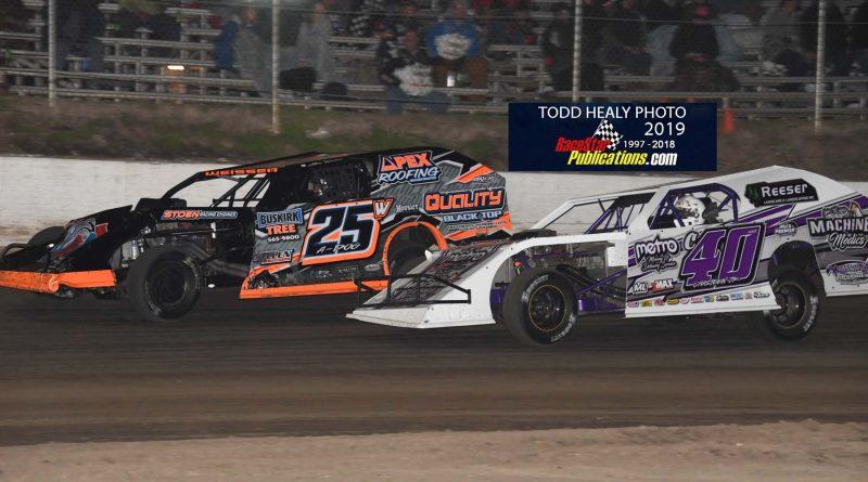 Peoria Speedway 4-13-19;Healy Photos