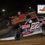 22 Tanner English 76 Shelby Miles
