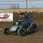 Zeb Wise was the fastest qualifier in the midget division on Saturday