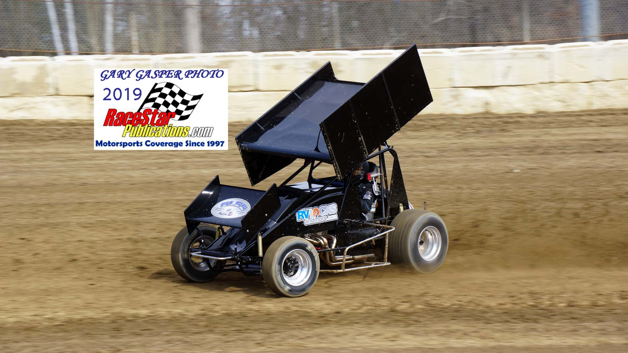 Plymouth Speedway Open Wheel Test & Tune: Gary Gasper Photos