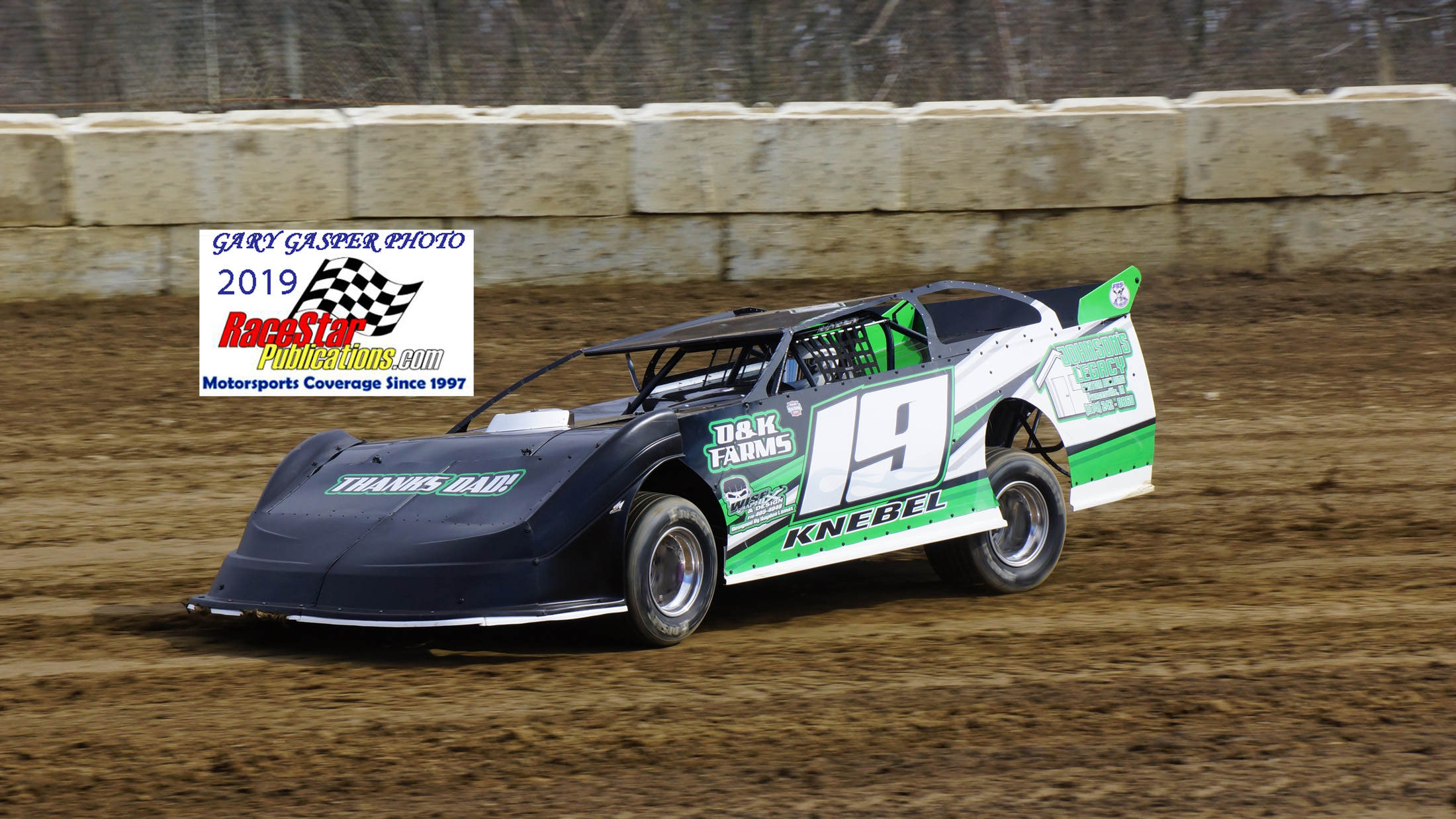 Plymouth Speedway Late Model/Modified Test & Tune; Gary