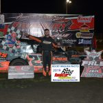 Allen Weisser took his second career Fairbury win in the Modifieds