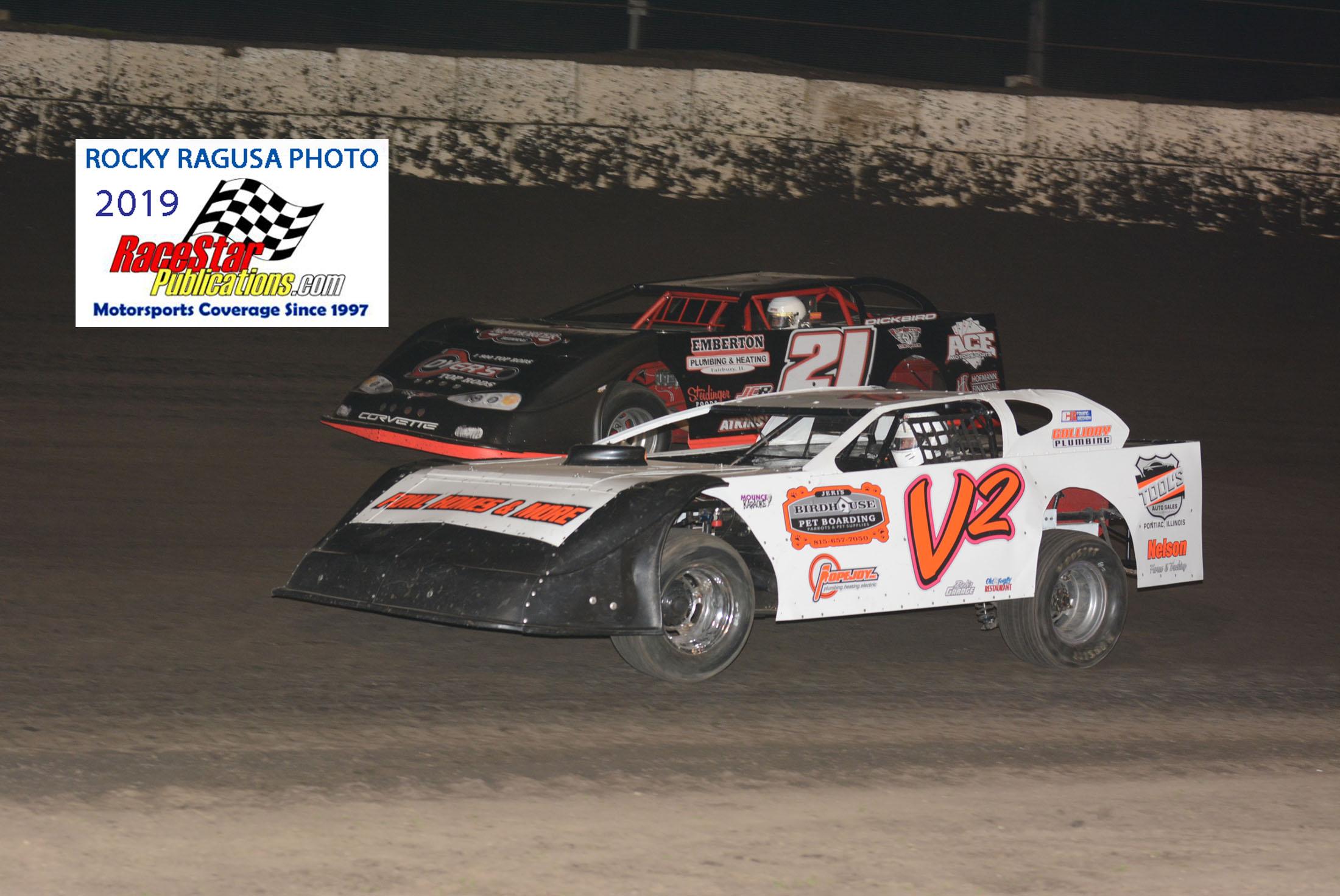Fairbury Speedway Recap/Photos By Rocky Ragusa
