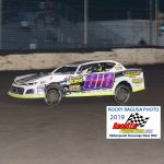 Matt Hammond bested 36 other Street Stock drivers in qualifying.