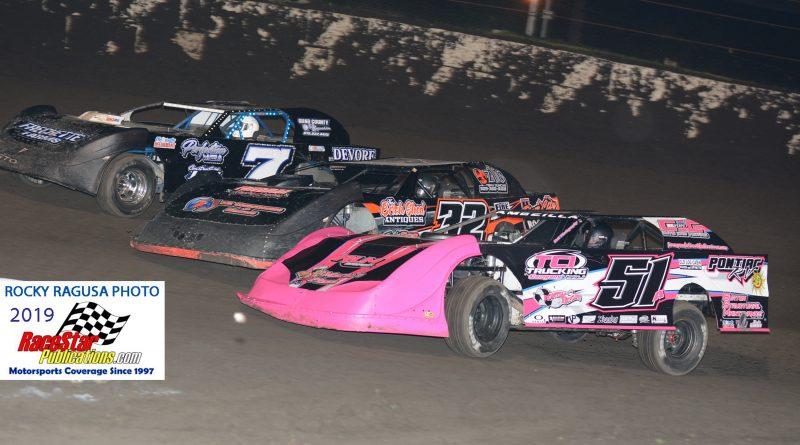 Fairbury Speedway May 18th; Rocky Ragusa Photos