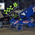 16 Garrett Saunders 8 Justin Ward