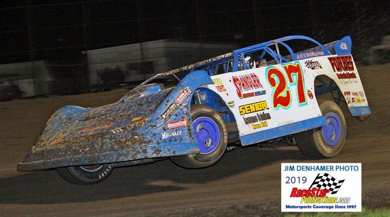 Gas City Speedway Ethanol Late Models, Modifieds; DenHamer Photos