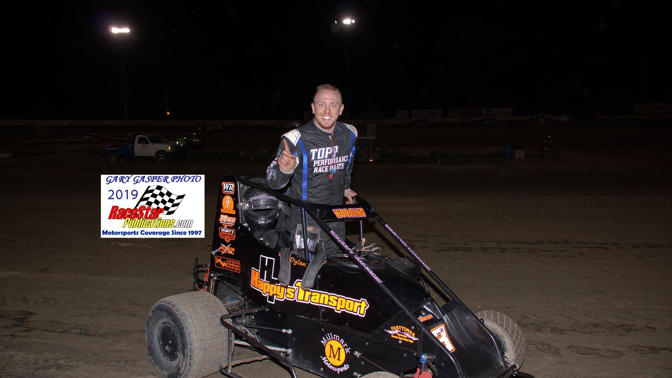 "Plymouth Speedway ""Cabin Fever""; Gary Gasper Photos"