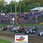 Finally a great night for racing at Shadyhill.