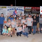 Bombers feature winner Preston Oberle.  He's in there somewhere!