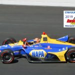 2016 winner Alexander Rossi (26) is slated to start ninth.