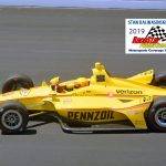 Three-time race winner Helio Castroneves (3) will be in the 12th starting spot.