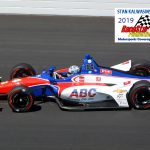 Driving for A.J. Foyt the last few years, Tony Kanaan (14) captured the Indianapolis 500 in 2013.