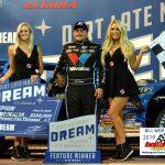 Brandon Sheppard winner of the Dream