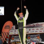 Brian Shirley took his 22nd career Summer National win and second win at Fairbury this year