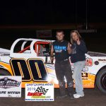 Hornets feature winner James Headley Jr.