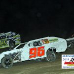 96 Eric Orr T5X Bub Roberts 77 Andy Bishop