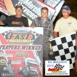 Cale Conley won the FAST Feature