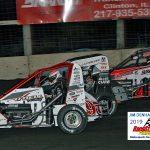 97 Austin O'Dell 9 Daison Pursley 3 Jake Neuman