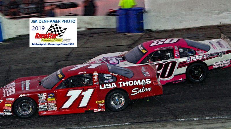 """Redbud 400"" Anderson Speedway; DenHamer Photos"
