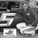 The late Larry Detjens was the first Slinger Nationals champion in 1980.  (Stan Kalwasinski photo)