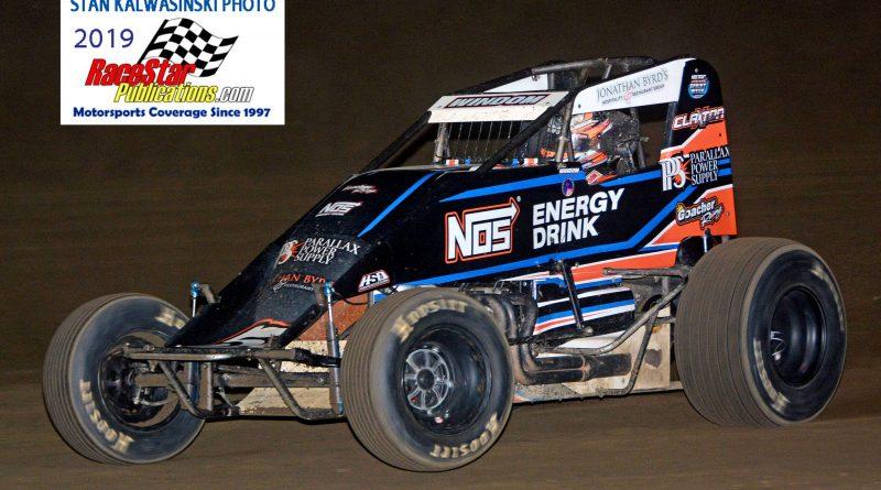 """Indiana Sprint Week"" Kokomo Speedway; Stan Kalwasinski Photos"