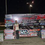 Tommy Duncan Sportsman feature winner