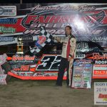Tommy Duncan cruised to his sixth win of the year in the Sportsman division.